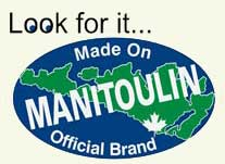 Made on Manitoulin!